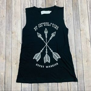Gypsy warrior tank